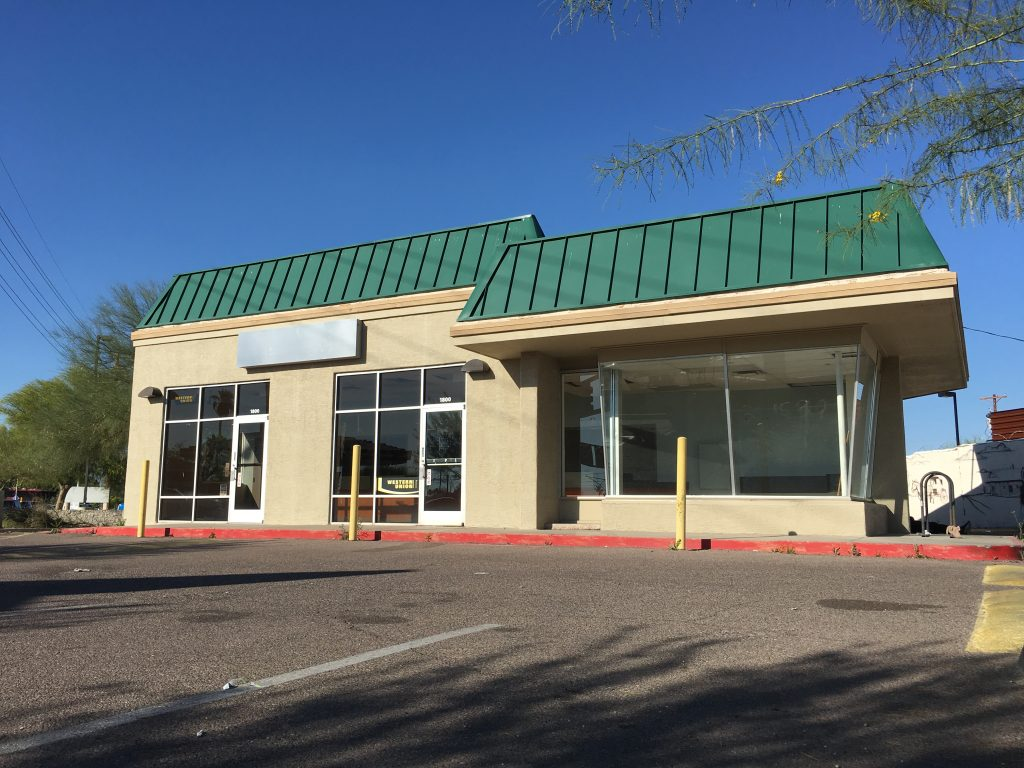 FOR SALE: Redevelopment or Owner/User Opportunity Located on Light Rail Line | Tempe, AZ