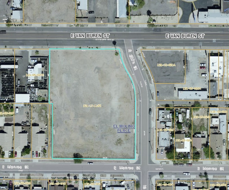 SOLD: Land Sale | Phoenix Infill Site | SWC of 29th Street & Van Buren
