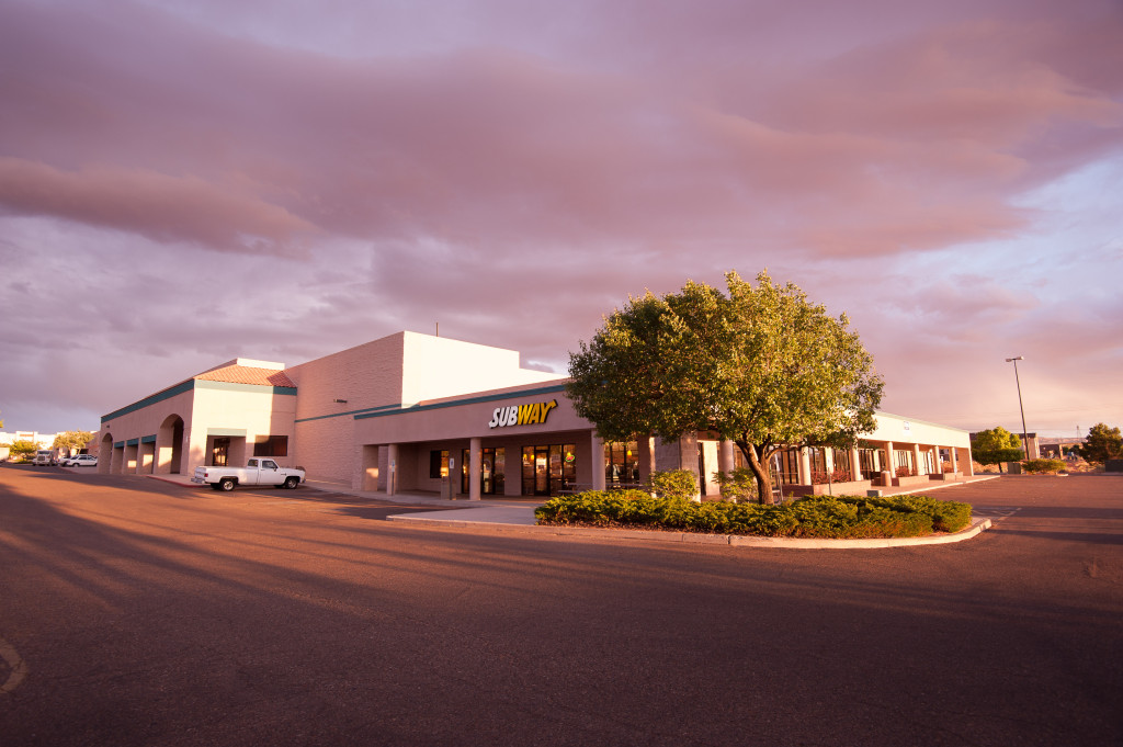 Gateway Park Shopping Center