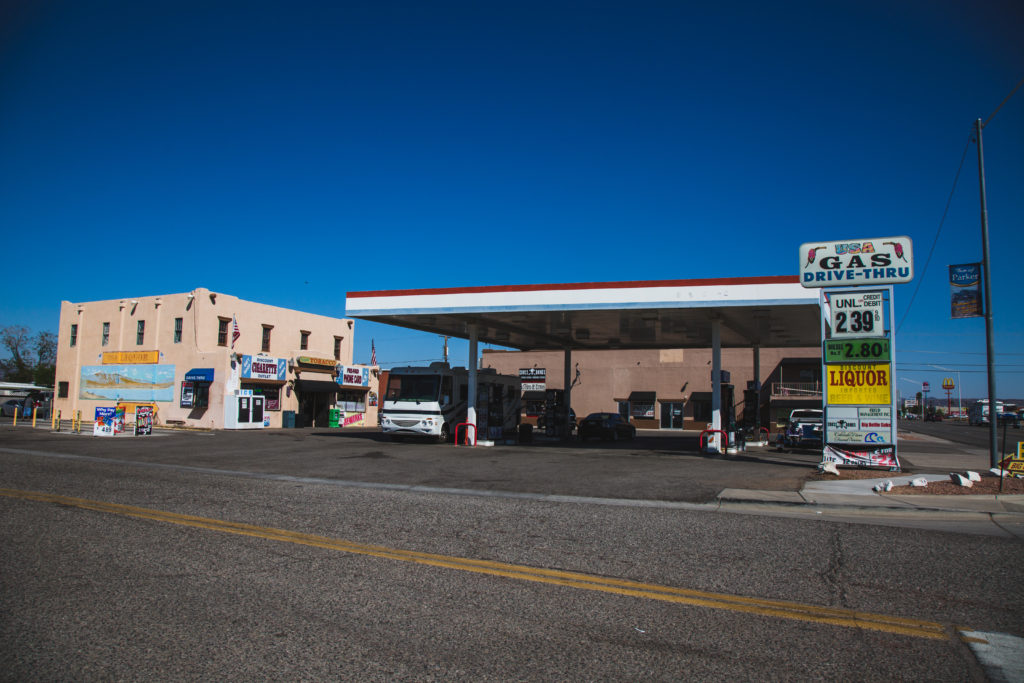 FOR SALE: Retail C Store Anchored Center | Parker Arizona