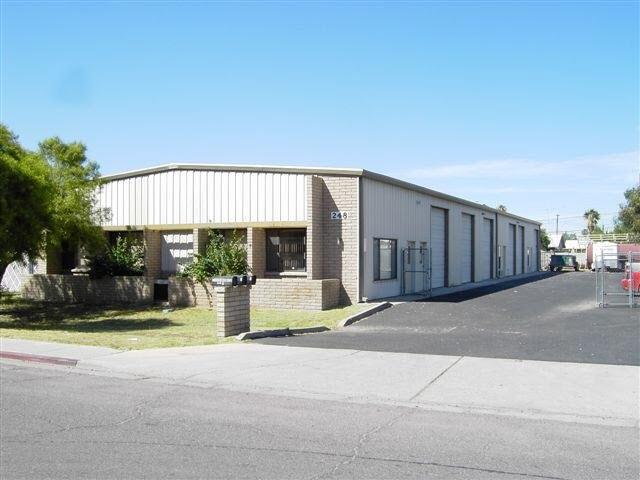 SOLD: Industrial Warehouse Sale in Mesa Arizona
