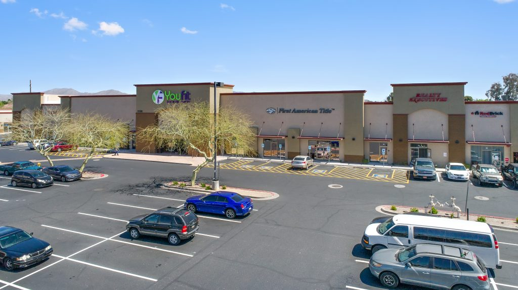 FOR SALE: Anchored Retail Center | National Credit Tenants | Mesa Arizona