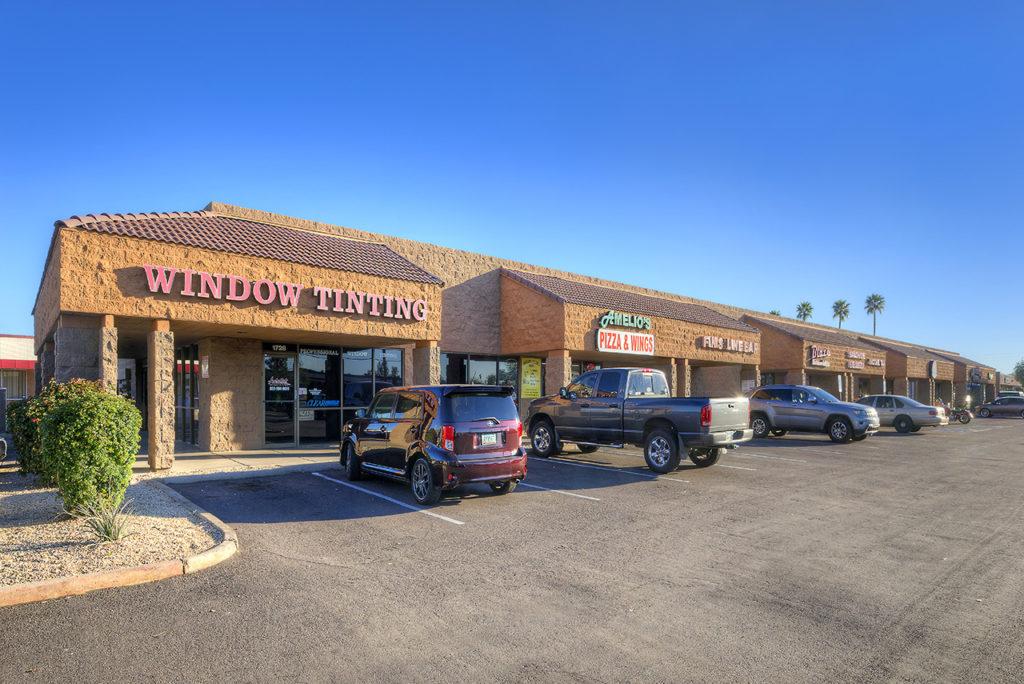 SOLD: Bell Plaza Retail Center   Phoenix, Arizona