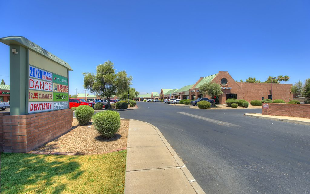 SOLD: Value Add Retail Center in Glendale Arizona
